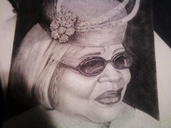 Rosa Parks par charles18